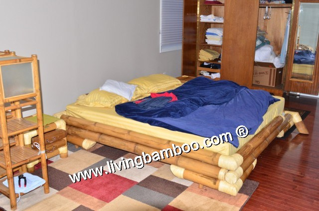 Bamboo Bed-BED