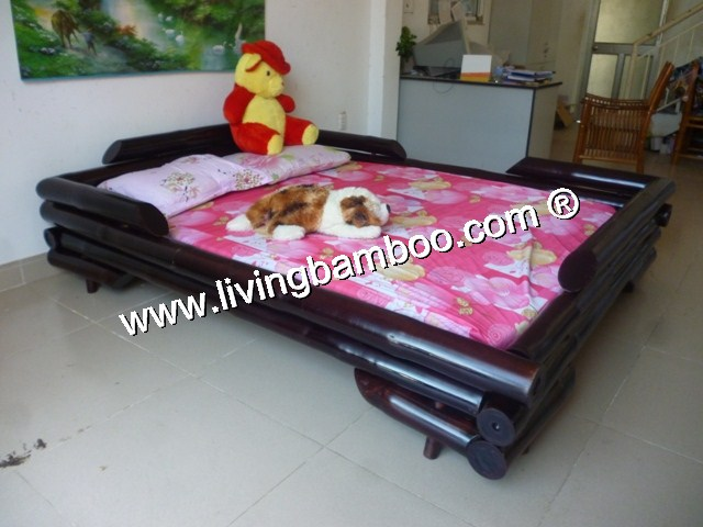 Bamboo Bed-UWE BED
