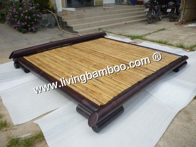 Bamboo Bed-ANCIENT BED