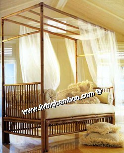 Bamboo Bed-THAP BA BED