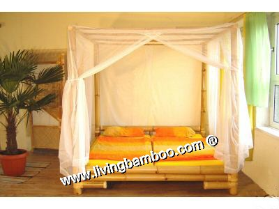 Bamboo Bed-VUNG TAU ROOF BAMBOO BED