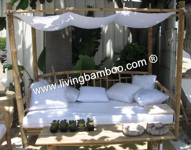Bamboo Bed-ISRAEL BED