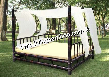 Bamboo Bed-HON TRE BED