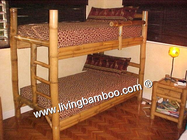 Bamboo Bed-NAI DOUBLE BED