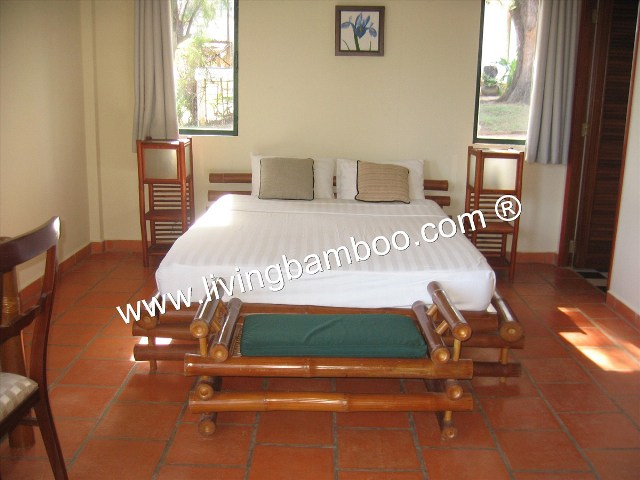 Bamboo Bed-SAVONA BED 1