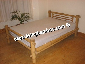 Bamboo Bed-PHUOC BUU BED