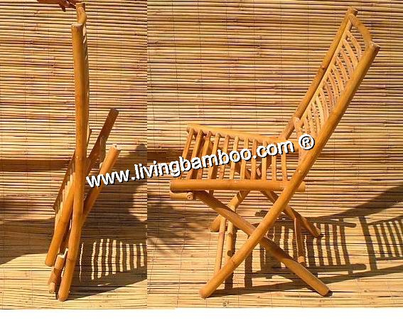 Bamboo Chair-DIEN BIEN CHAIR