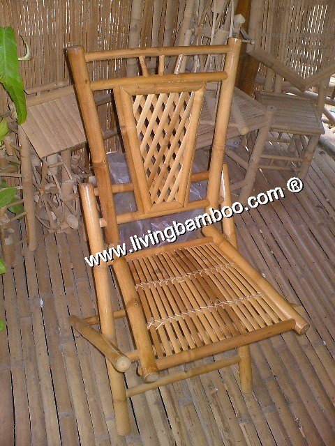 Bamboo Chair-SURABAYA FOLDING CHAIR