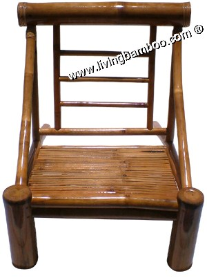 Bamboo Chair-HA LONG RELAX CHAIR