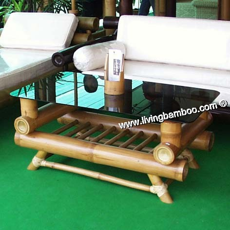 Bamboo Table-LAO BAO SOFA TABLE