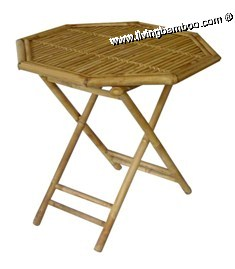 Bamboo Table-GO DAU TABLE