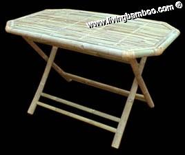 Bamboo Table-HIGH VINHHAO FOLDING TABLE