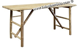 Bamboo Table-AN HOA TABLE