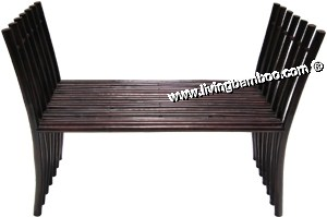Bamboo Table-PYONGYANG BLACK TABLE