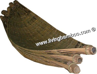 Small Bamboo Products-BOAT SHADE-FRUIT HOLDER