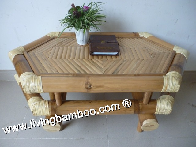 Bamboo Living Room-HA DONG TABLE