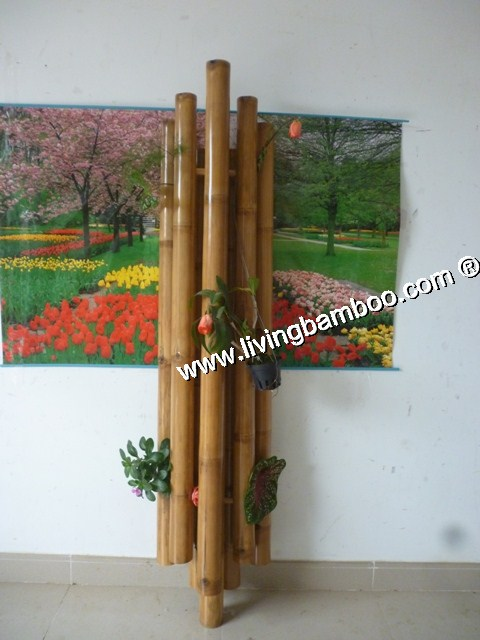 Small Bamboo Products-FLOWER STAND DECOR