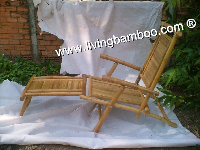Bamboo Relax Chair-MONTREAL CHAIR