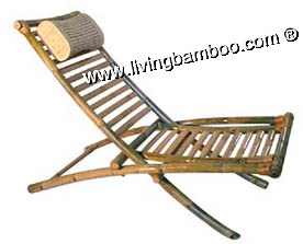 Bamboo Relax Chair-VANCOUVER CHAIR