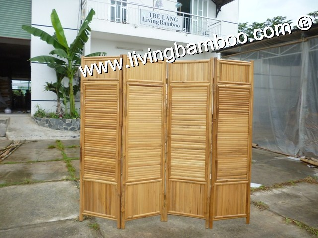 Bamboo Screen and Partition-AN SUONG PARTITION