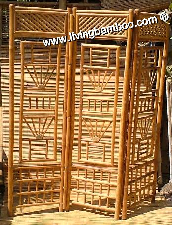 Bamboo Screen and Partition-RACH SOI PARTITION