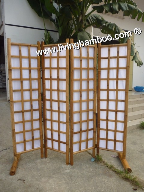 Bamboo Screen and Partition-CANA BAMBOO PARTITION