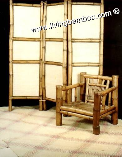 Bamboo Screen and Partition-HA LONG PARTITION