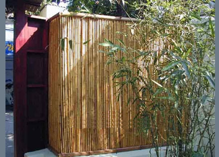 Bamboo Screen and Partition-WALL PARTITION
