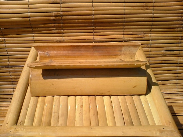 Small Bamboo Products-PEN HOLDER 2