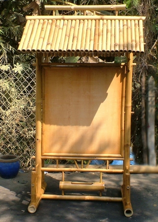 Small Bamboo Products-NOTICE BOARD