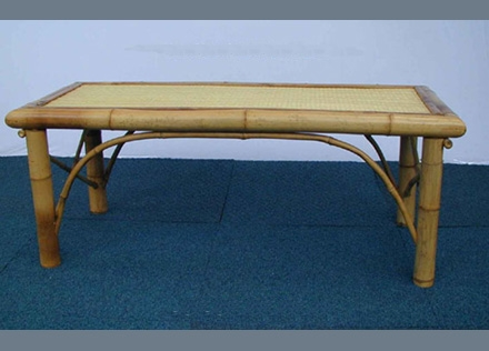 Bamboo Table-FLAT SURFACE TABLE