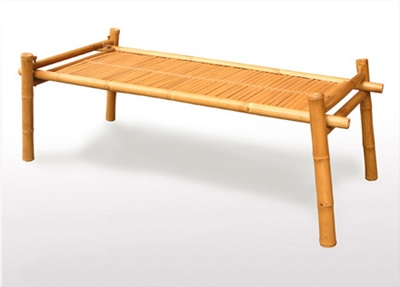 Bamboo Table-ANCIENT SUBURBAN