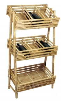 Bamboo Shelf-UONG BI
