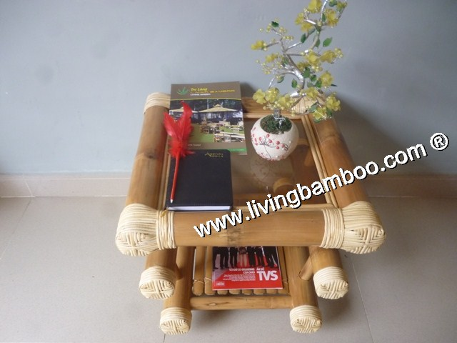 Bamboo Table-HOA BINH TABLE