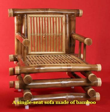 Bamboo Living Room-DUONG SOFA