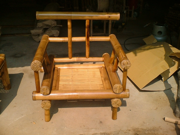 Bamboo Chair-NGUYEN HUE NATURAL COLOR