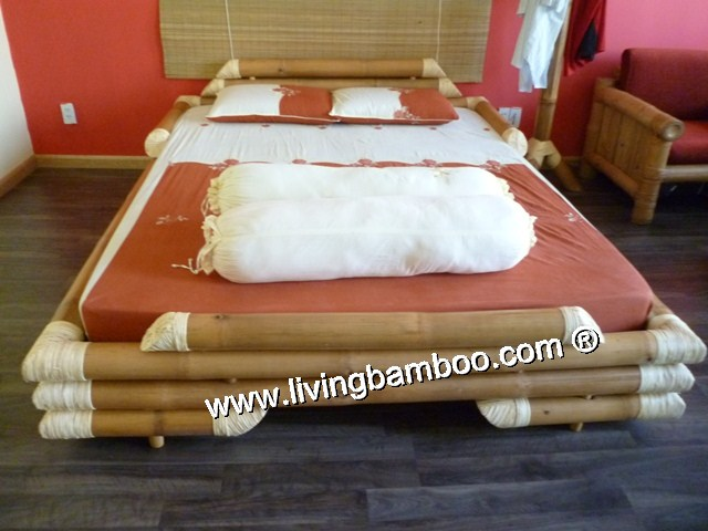 Bamboo Bed-SIENA BED