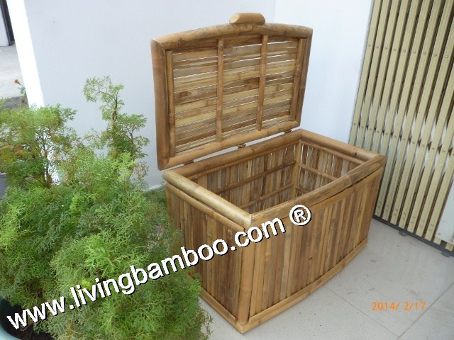 Bamboo Cabinet-HA NOI CHEST