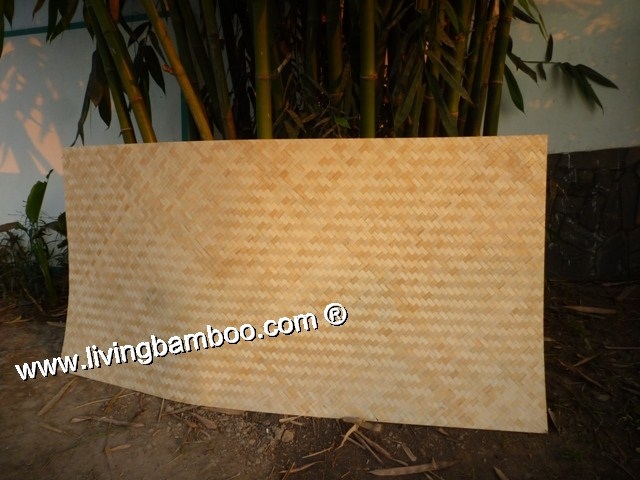 Bamboo Natural Meterial-WOVEN BAMBOO PLYWOOD