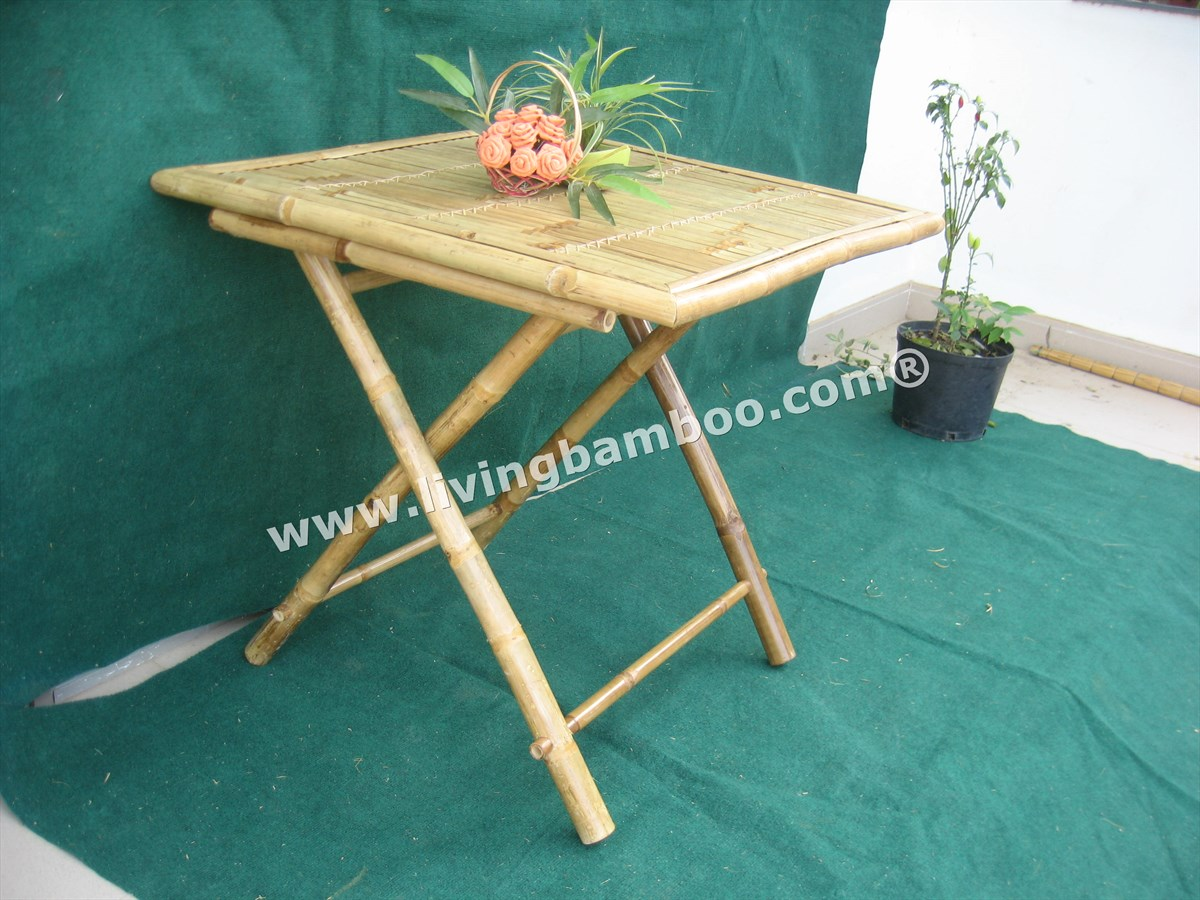 Bamboo Table-DAU TIENG TABLE
