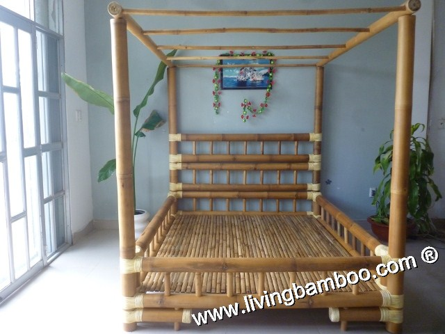 Bamboo Bed-HEAVEN BED