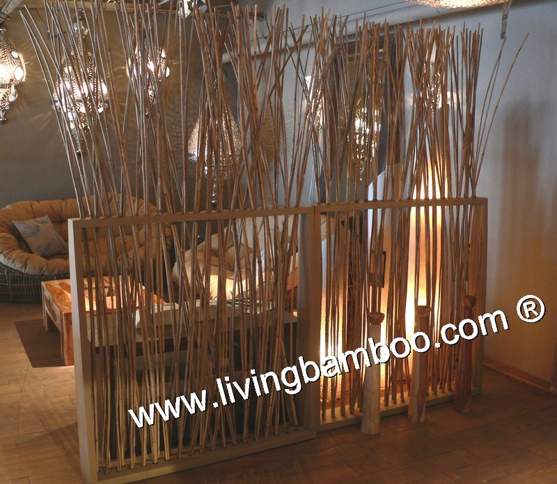 Bamboo Fence-BAMBOO FENCE DECOR