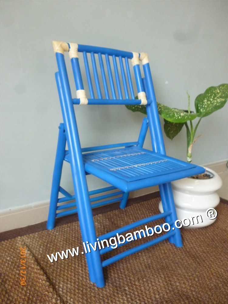 Bamboo Chair-SONG CHAIR WITH RATTAN