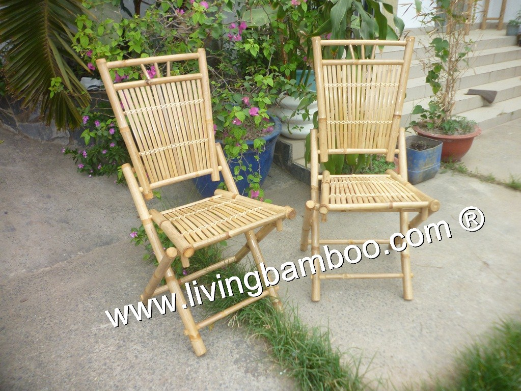 Bamboo Chair-MONG CAI CHAIR