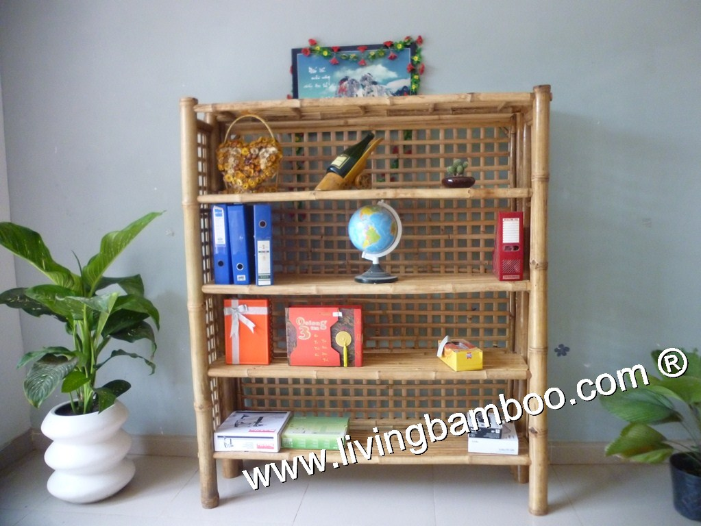 Bamboo Shelf-DIJON SHELF