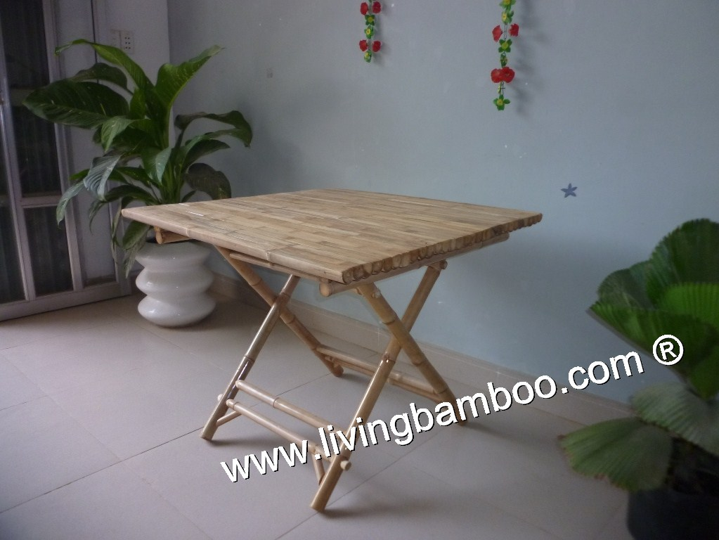 Bamboo Table-LONG VINH TABLE