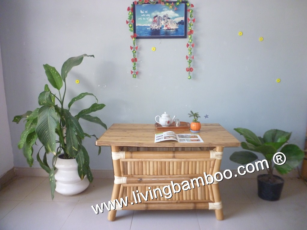 Bamboo Table-SPRING TABLE