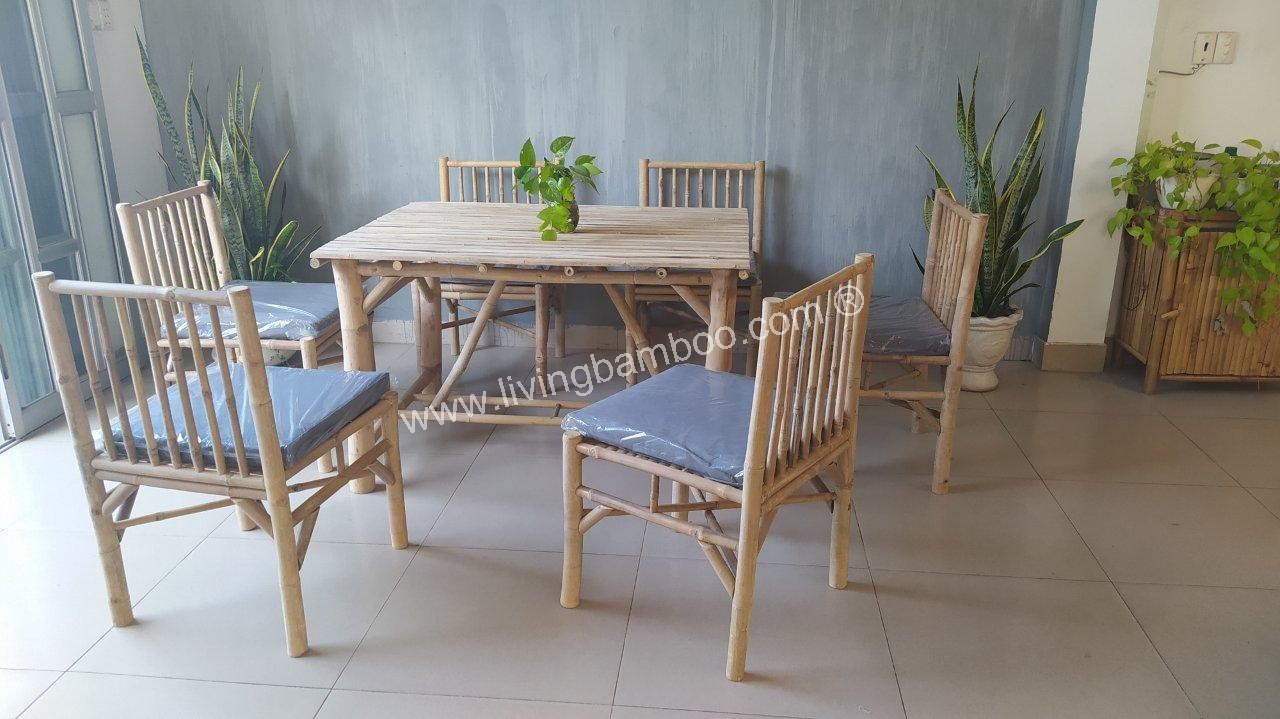 -CU CHI DINING TABLE
